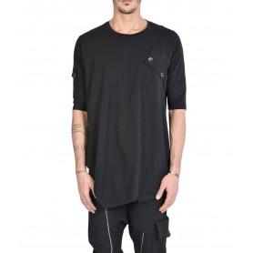 Comprar La Haine - Camiseta para Hombre Negra - 3M Fine Black