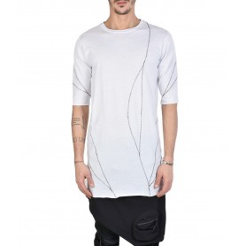 Comprar La Haine - Camiseta para Hombre Blanca - 3M Opera White