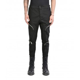Comprar La Haine - Pantalón para Hombre Negro - 3C Bulc Black