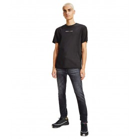 Comprar Tommy Jeans - Camiseta para Hombre Negra - Small Text