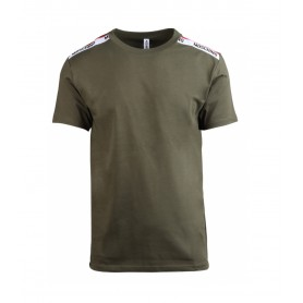 Comprar Moschino - Camiseta para Hombre Khaki - Franja