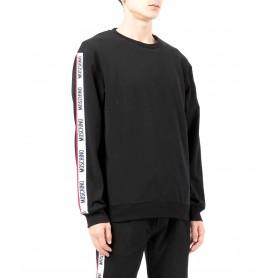 Comprar Moschino - Sudadera para Hombre Negra - Underwear Black