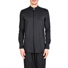 Comprar La Haine - Camisa para Hombre Negra - 3B Sicba Black