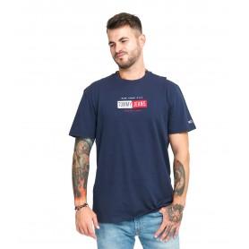 Comprar Tommy Jeans - Camiseta para Hombre Azul - Timeless