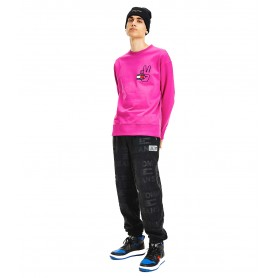 Comprar Tommy Jeans - Pantalón para Hombre Negro - Aop