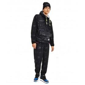 Comprar Tommy Jeans - Sudadera para Hombre Negra - Aop Half Zip
