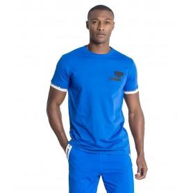 Comprar Gianni Kavanagh - Camiseta para Hombre Azul - Blue Text