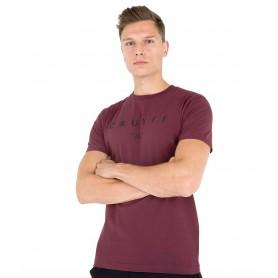 Comprar Camiseta Lux SS tee Cruyff Burgundy