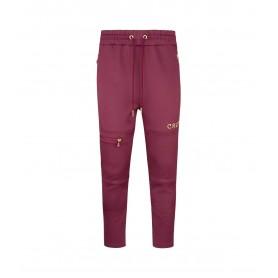 Comprar Cruyff - Pantalón para Hombre Burdeos - Herrero Pants