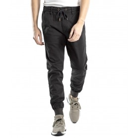Comprar Reell - Pantalón para Hombre Negro - Reflex Rib Pant
