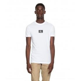 Comprar Calvin Klein Jeans - Camiseta para Hombre Blanca -