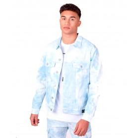 Comprar Project X Paris - Chaqueta para Hombre Azul - Estampado