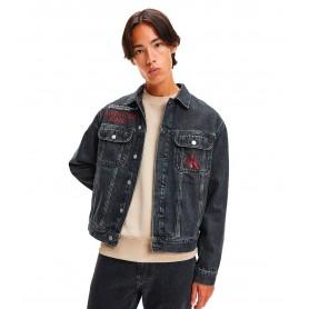 Comprar Calvin Klein Jeans - Chaqueta para Hombre Negra -