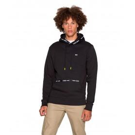 Comprar Tommy Jeans - Sudadera para Hombre Negra - TJM Branded