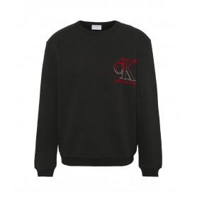 Comprar Calvin Klein Jeans - Sudadera para Hombre Negro -