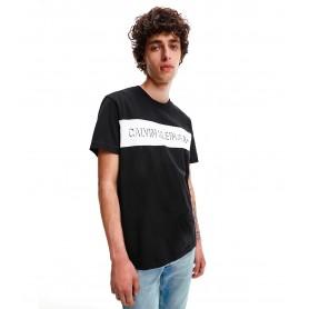 Comprar Calvin Klein Jeans - Camiseta para Hombre Negro -