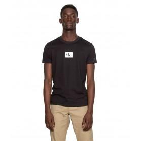 Comprar Calvin Klein Jeans - Camiseta para Hombre Negra - Small