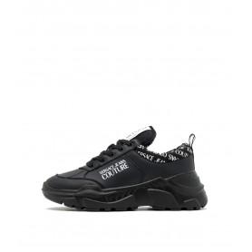 Comprar Versace Jeans Couture - Zapatillas para Hombre Negras -