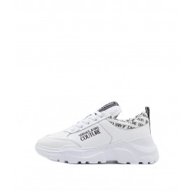 Comprar Versace Jeans Couture - Zapatillas para Hombre Blancas