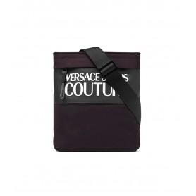 Comprar Versace Jeans Couture - Bandolera para Hombre Negra -