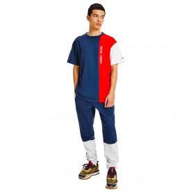 Comprar Tommy Jeans - Pantalón para Hombre Azul - Colorblock