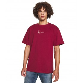 Comprar Karl Kani - Camiseta para Hombre Burdeos - Small