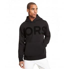 Comprar Michael Kors - Sudadera para Hombre Negra - Logo Hoodie