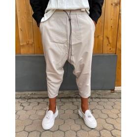 Comprar Finest Milan - Pantalón para Hombre Beige - Cavallo