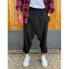 Comprar Finest Milan - Pantalón para Hombre Negro - Cavallo