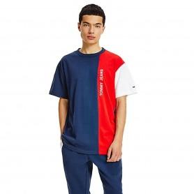 Comprar Tommy Jeans - Camiseta para Hombre Azul - TJM Tommy