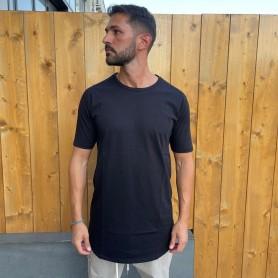 Comprar Finest Milan - Camiseta para Hombre Negra - Básica Black