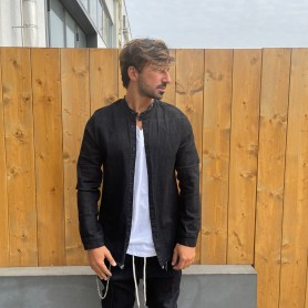 Comprar Finest Milan - Camisa para Hombre Azul - Jeans