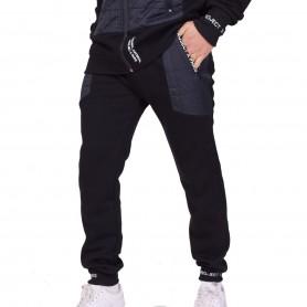 Comprar Project X Paris - Pantalón para Hombre Negro - Bolsillo