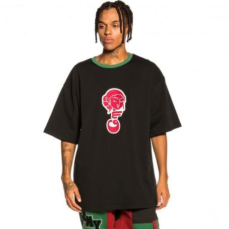Comprar Grimey - Camiseta para Hombre Negra - Singgang Junction