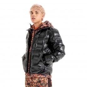 Comprar Ellesse - Abrigo para Hombre Negro - Vallia Paded