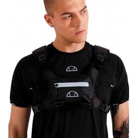 Comprar Ellesse - Bolso Negro - Chilas Chest Bag Black