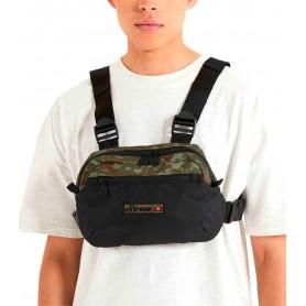 Comprar Ellesse - Bolso para Hombre Negro - Theoni Chest Bag