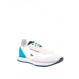 Comprar Lacoste - Zapatillas para Hombre Blancas - Match Break