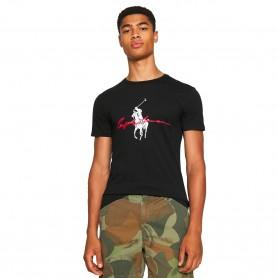 Comprar Polo Ralph Lauren - Camiseta para Hombre Negra - Custom