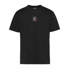 Comprar Tommy Jeans - Camiseta para Hombre Negra - Tiny Tommy