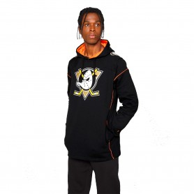 Comprar Fanatics - Sudadera para Hombre Negra - NHL Anaheim