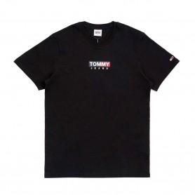 Comprar Tommy Jeans - Camiseta para Hombre Negra - Entry Print