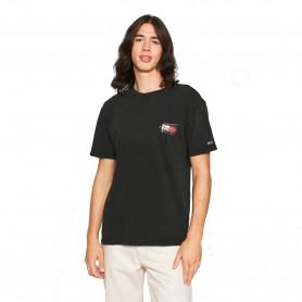 Comprar Tommy Jeans - Camiseta para Hombre Negra - Vintage