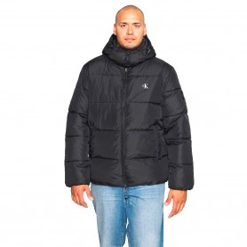 Comprar Calvin Klein Jeans - Abrigo para Hombre Negro -