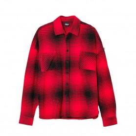 Comprar Comme Des Fuckdown - Camisa para Hombre Roja - Tasche e