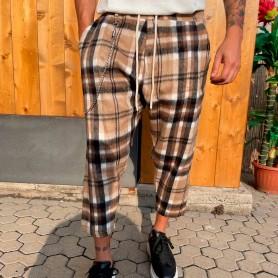 Comprar Finest - Pantalón para Hombre Beige - Japan Burberry