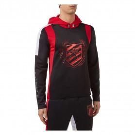 Comprar Plein Sport Hoodie sweatshirt Logos