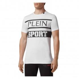 Comprar Plein Sport T-shirt Round Neck SS Statement