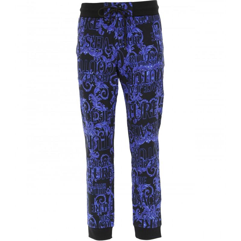 Comprar Versace A2gub1f2 Trouser Blue Amictus Talla Medium Color Blue