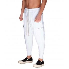 Comprar Pantalon Cargo AM Couture Blanco